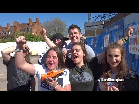 Davo's Diary: Birmingham v Fulham (6/5/18)
