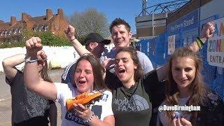 Davo's Diary: Blues v Fulham (Survival Sunday)