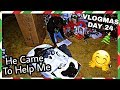 He Came To Help Me Put Toys Together! VLOGMAS DAY 24