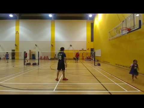 Badminton 2018 - Friendly match