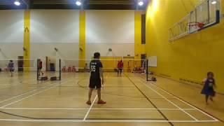 Badminton 2018 - Friendly match