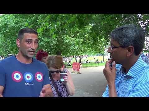 Evidence vs Intuition| Shabir Yusuf |Hyde Park Speakers Corner