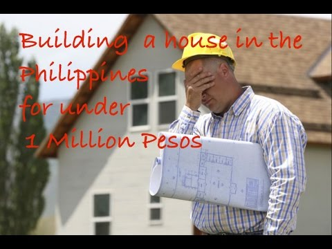bungalow house plans with cost to build. Philippines house design  Bungalow in the under 800K Pesos