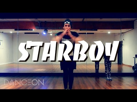 The Weeknd - STARBOY ft.  Daft Punk Dance...
