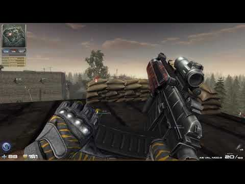 Contract Wars Evac Gameplay Mod3