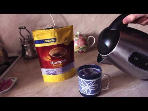 Цикорий или кофе? ☕ Польза или вред. Сравнение.