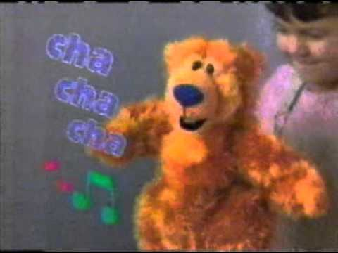 "2000 Bear in the Big Blue House ""Love to Dance Bear"" ad"