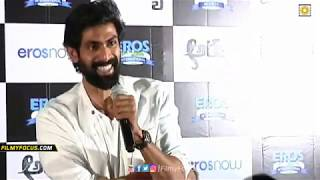 Rana Daggubatiand#39;s Aranya Movie Teaser Launch