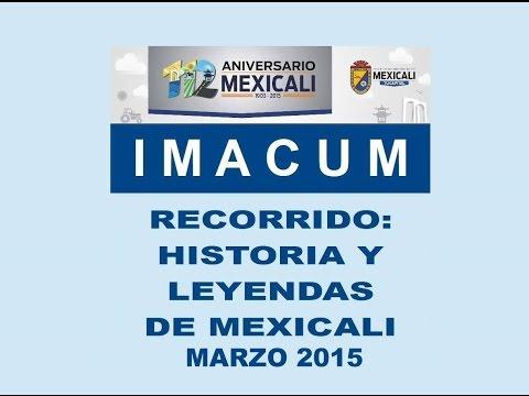 Mexicali   IMACUM   Tour Centro de la Ciudad 2015  Marzo 14 www LuisFelipeGaspar