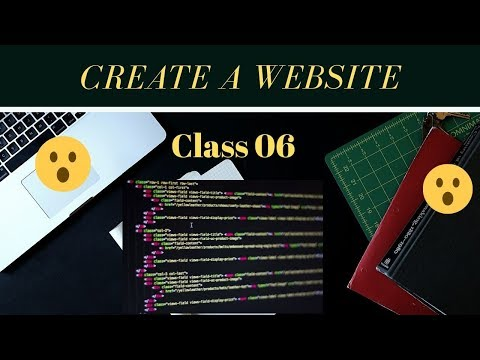 Web Design and Development Class 06 | Full Tutorial | Tech info Bangla thumbnail