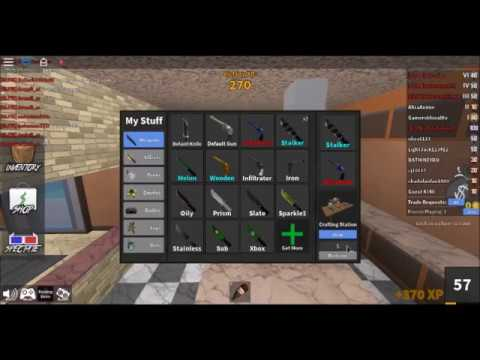 Codes For Murder Mystery 2 Roblox 2017 Roblox Murder Mystery 2 January 2017 Codes Youtube