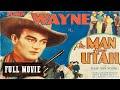 THE MAN FROM UTAH   John Wayne   Full Length Western Movie   English   HD   720p