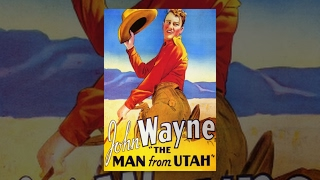 THE MAN FROM UTAH | John Wayne | Full Length Western Movie | English | HD | 720p