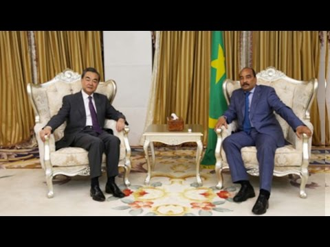 Mauritania willing to participate in Belt and Road Initiative
