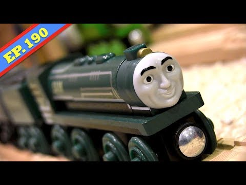 Sam I Am   Thomas & Friends Wooden Railway Adventures   Episode 190