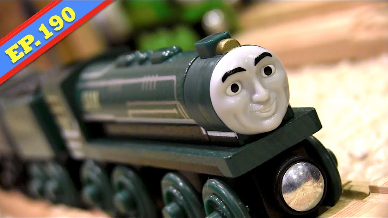 Sam I Am Thomas Friends Wooden Railway Adventures Episode 190