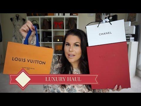 LUXURY HAUL + SUPRISE UNBOXING FROM PARIS!🇫🇷|Jerusha Couture