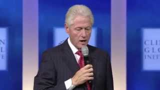 Aiming for the Moon and Beyond: Closing Remarks by President Clinton - CGI 2014 Annual Meeting