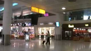 Gatwick Airport.Retail area,Departure Lounge North Terminal