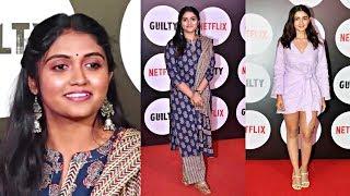 Sairat Actress Rinku Rajguru With Simple Outfit And No Makeup Looks Beautiful Then Alia Bhatt