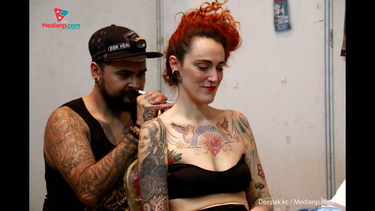 6th international nepal tattoo convention in kathmandu nepal 6th international nepal tattoo convention in kathmandu nepal media np tv youtube ccuart Gallery