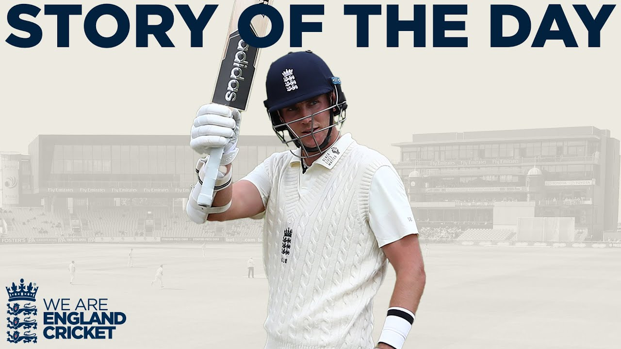Download Broad Stars with Bat & Ball to Put England on Top   England v West Indies 3rd Test Day 2 2020