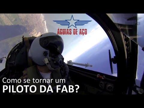 9e2adeb0f Saiba como se tornar Piloto de Caça da FAB - YouTube