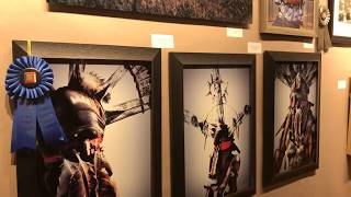 Best Of Show Preview SWAIA   Class III: Painting, Drawing, Graphics & Photography Clip 15