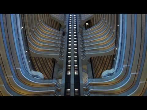 Full Hotel Tour & Review of The Marriott Marquis in Atlanta,