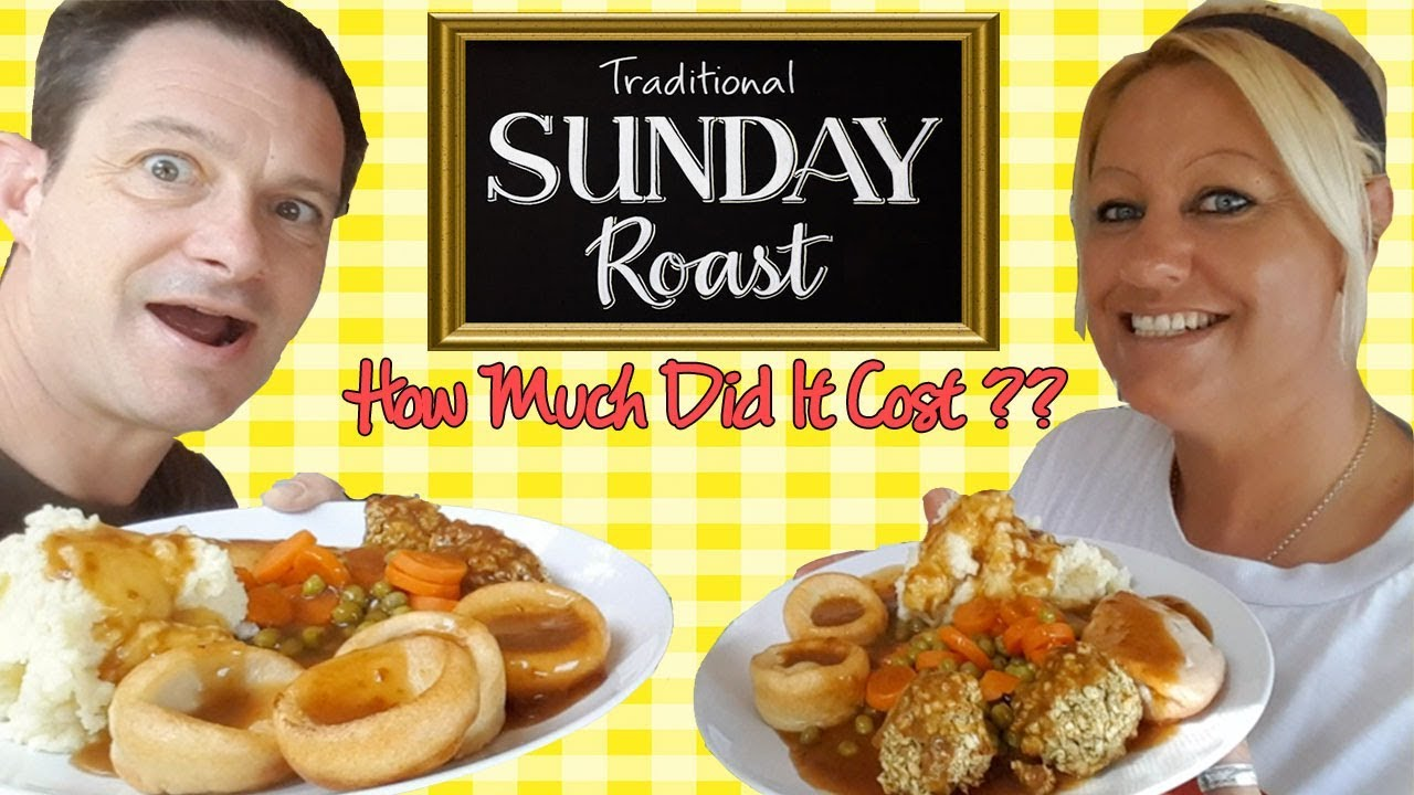 The Cheapest Sunday Dinner Challenge