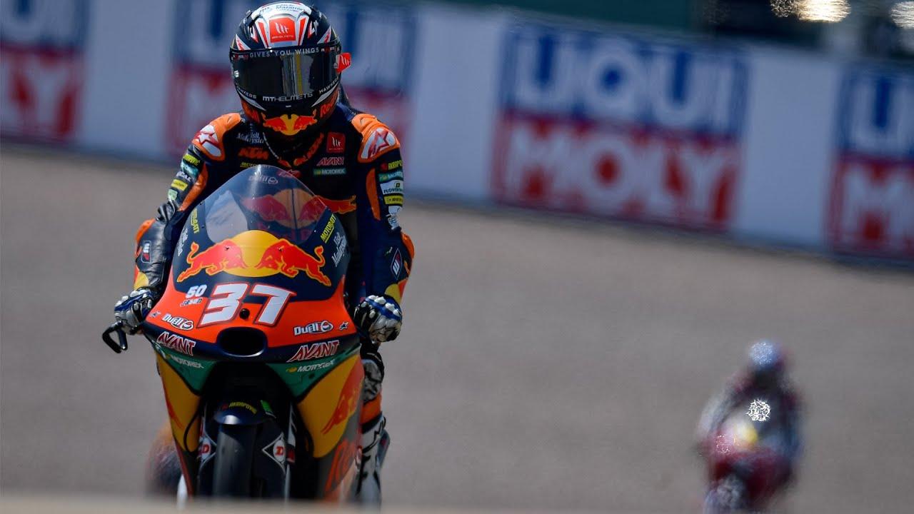 Pedro Acosta lo ha vuelto a hacer: Cuatro victorias en ocho carreras en Moto3 | MotoGP