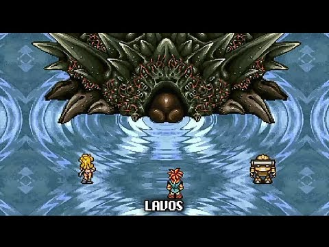 Chrono Trigger (Android): [FINAL] Boss [P1/2] Lavos (Boss Rush / Shell Form)
