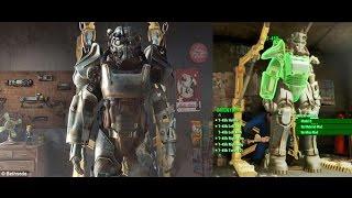 Как улучшить силовую броню в Fallout 4 Модификация силовой брони в Фаллаут 4