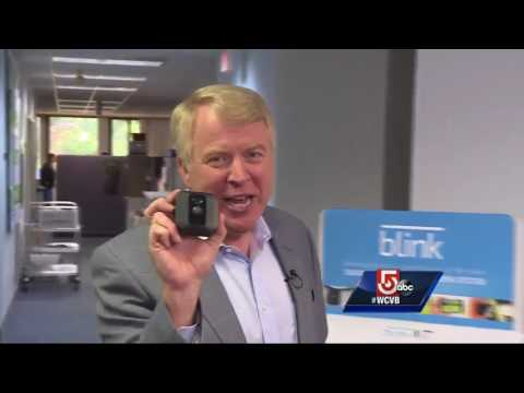 Massachusetts company making strides in home surveillance technology