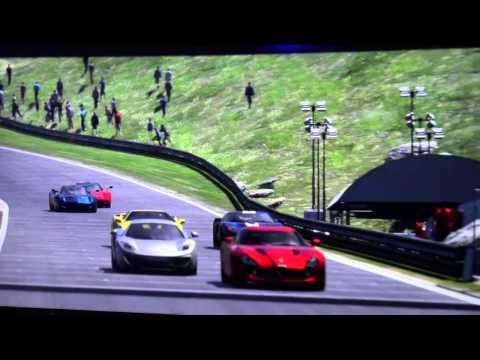 Gran Turismo 6 - PS3 - Gameplay