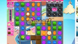Candy Crush Level 1598  No Boosters  3 Stars