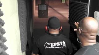 Firearms Training - How to shoot fast and accurate