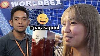 PARA SA BAHAY! TARA SA WORLDBEX - anneclutzVLOGS