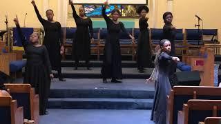 Zacardi Cortez- You Don't Know Praise Dance by GLADII