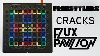 Freestylers - Cracks (Flux Pavilion Remix) Launchpad PRO Cover
