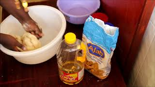 Lets Cook For Zaddy Easy & Quick Meal,Indepth Kneading dough for chapati Laini,minced meat &potatoes