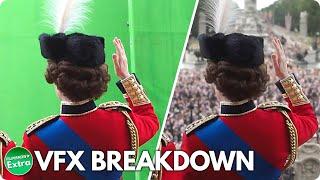 THE CROWN - Season 4   VFX Breakdown by Framestore (2020)