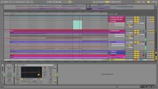Ableton Filter / Sampling Tip: Daft Punk House Style out of EDM Track