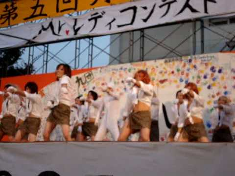 2008.11.02 Oita school festival- day 1