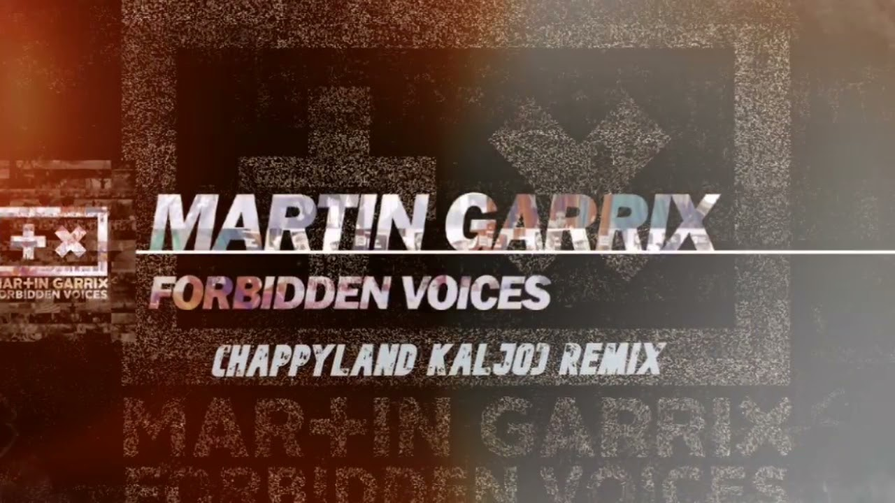 Martin Garrix Forbidden Voices(HappyLand Kaljo Remix)