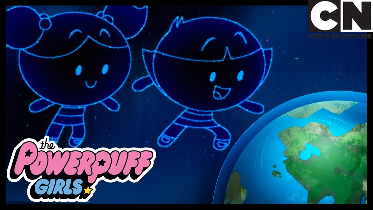 Reise in den Weltraum | Die Powerpuff Girls Deutsch | Cartoon Network