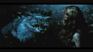 Скачать Alice In Wonderland Various Cheshire Cat Scenes Added Scene