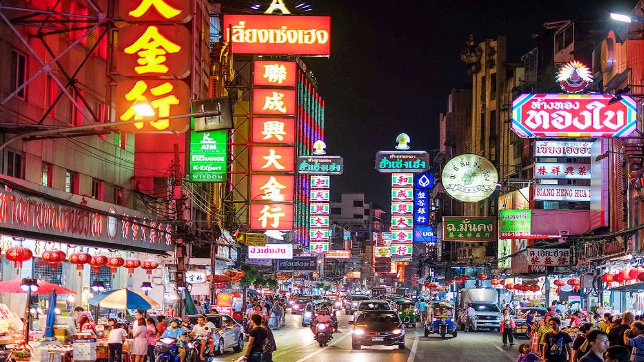 Yasuha - Flyday Chinatown || ...