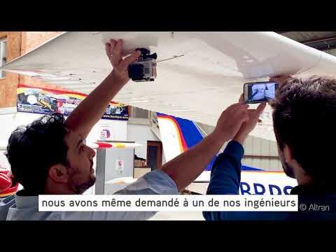 Altran Mécène - Faire revivre l'épopée de l'aéropostale !