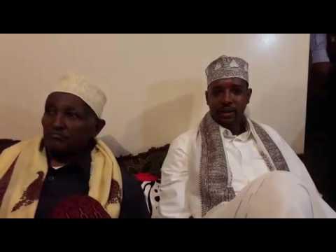 Isimada Sool Sanaag iyo Cayn oo Dubai ku Shiray